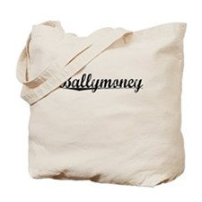 Ballymoney, Aged, Tote Bag