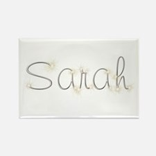 Sarah Spark Rectangle Magnet