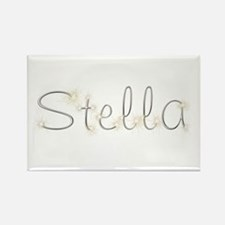 Stella Spark Rectangle Magnet