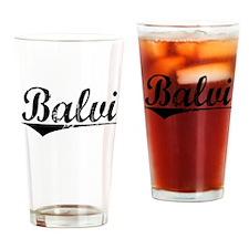 Balvi, Aged, Drinking Glass