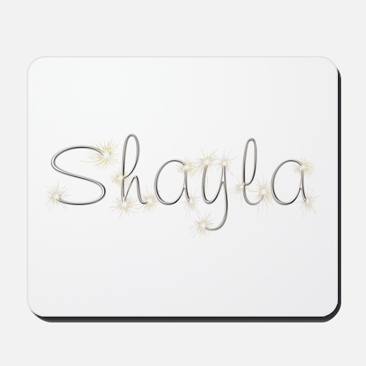 Shayla Spark Mousepad