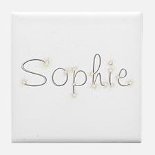 Sophie Spark Tile Coaster