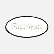 Savanna Spark Patch