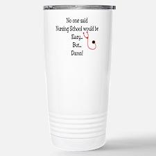 Funny Nursing student Thermos Mug