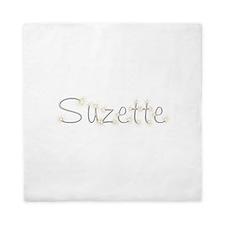 Suzette Spark Queen Duvet