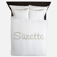 Suzette Spark Queen Duvet