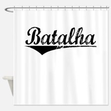 Batalha, Aged, Shower Curtain