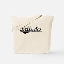 Belleeks, Aged, Tote Bag