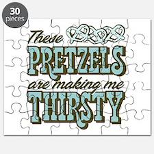 Pretzels Puzzle