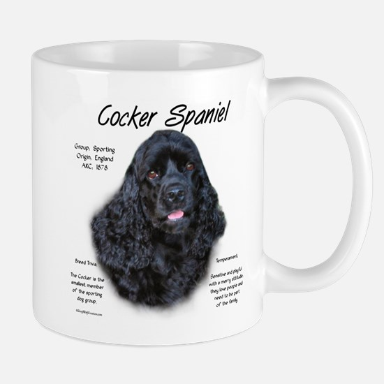 Cocker Spaniel (black) Mug