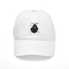 Black Cocker Spaniel Baseball Cap
