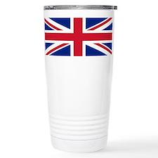Funny British flag Travel Mug