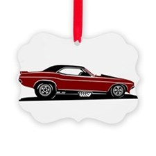 hot rod Ornament