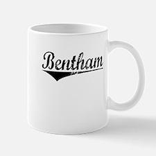 Bentham, Aged, Mug