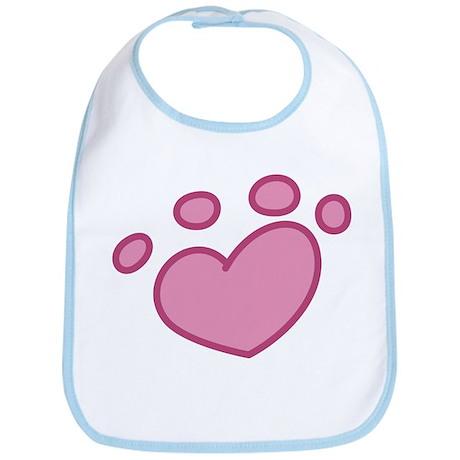 Adopt Animals Bib