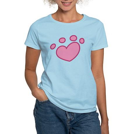 Adopt Animals Women's Light T-Shirt