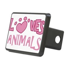 Loves Animals Hitch Cover