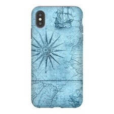 Blues 9x6 wallpocket.png iPhone 5 Case