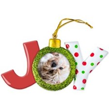 Westie claus.png Small Leather Notepad
