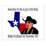 Texas Governor '06 Small Poster