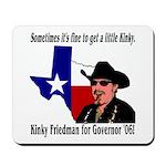 Texas Governor '06 Mousepad