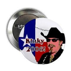 Texas Governor '06 Button