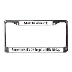 Texas Governor '06 License Plate Frame
