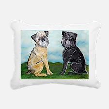Griffies 5x7.png Rectangular Canvas Pillow