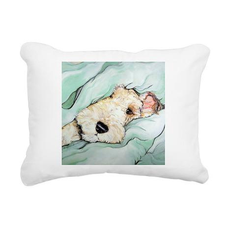 1 jack 10x10.png Rectangular Canvas Pillow