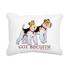 Got Biscuits Wires 2006 9.5x7.png Rectangular Canv