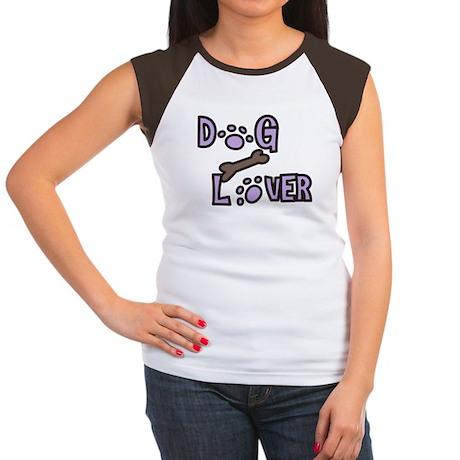 Dog Lover Women's Cap Sleeve T-Shirt