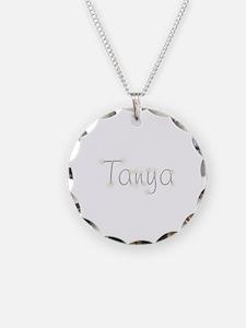 Tanya Spark Necklace