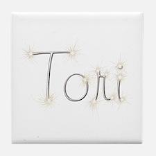 Tori Spark Tile Coaster