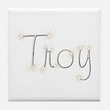 Troy Spark Tile Coaster
