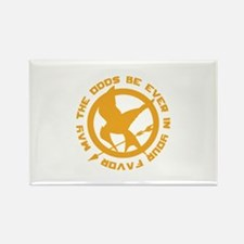 Hunger Games May the Odds Rectangle Magnet