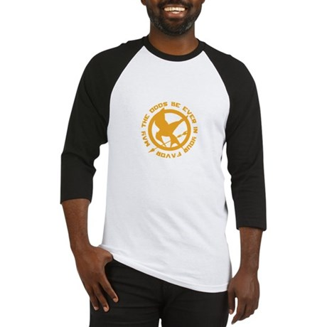 Hunger Games May the Odds Baseball Jersey