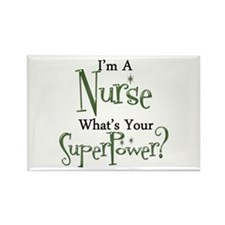 Super Nurse Rectangle Magnet (100 pack)