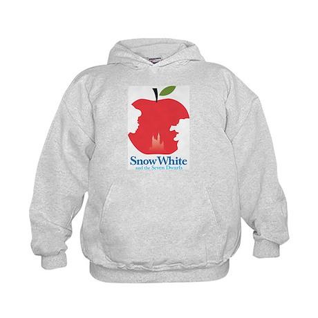 YTN_SnowWhite_tshirt_Front.png Kids Hoodie