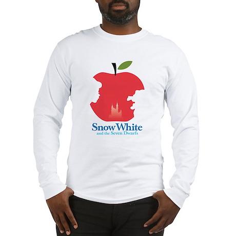 YTN_SnowWhite_tshirt_Front.png Long Sleeve T-Shirt