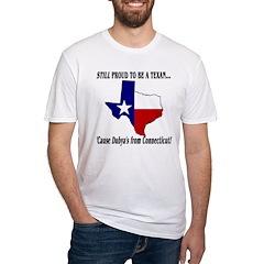 Proud Texan, Dubs not. Shirt