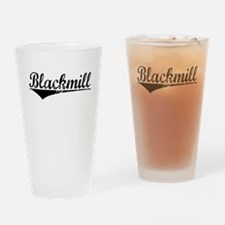 Blackmill, Aged, Drinking Glass