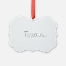 Terrance Spark Ornament