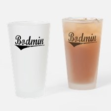 Bodmin, Aged, Drinking Glass