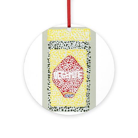 Vegemite Ornament (Round)