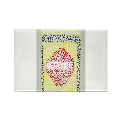 Vegemite Rectangle Magnet (10 pack)