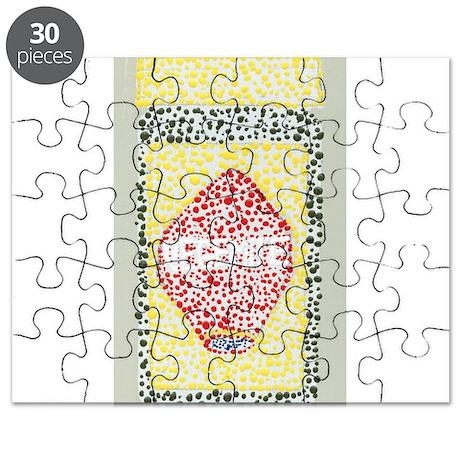 Vegemite Puzzle