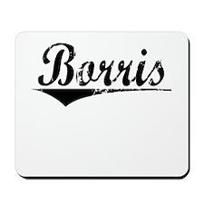 Borris, Aged, Mousepad