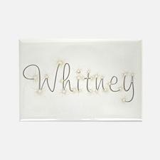 Whitney Spark Rectangle Magnet