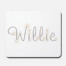 Willie Spark Mousepad