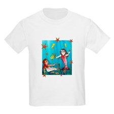 Mermaids Kids T-Shirt